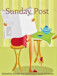 Sunday Post #92 and Stacking the Shelves June 21st, 2020