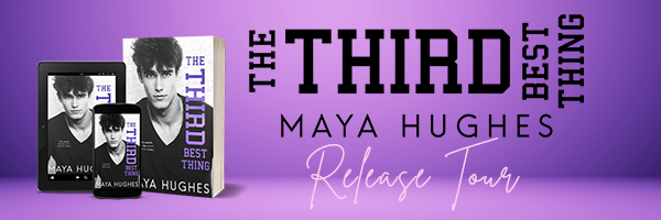 Release Blitz:  The Third Best Thing (Fulton U #3) by Maya Hughes