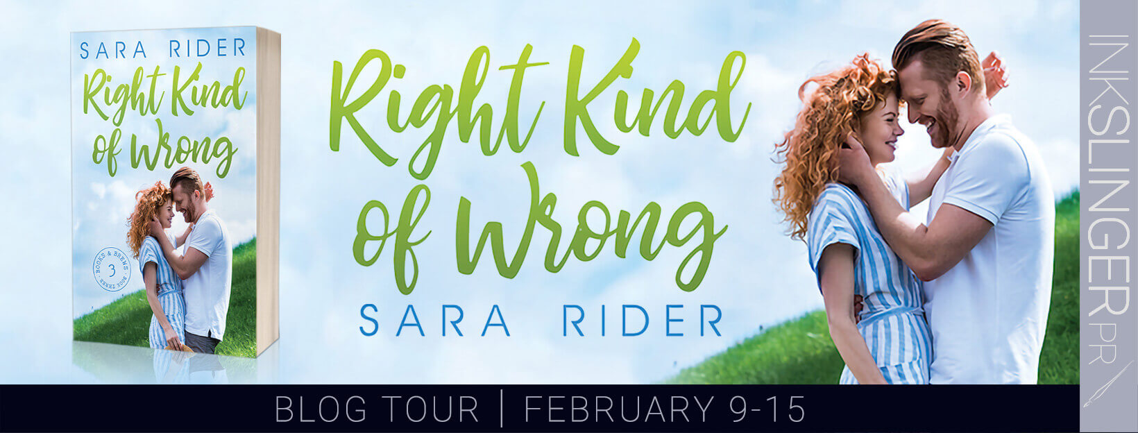 Blog Tour Review with Giveaway: Right Kind of Wrong by Sara Rider