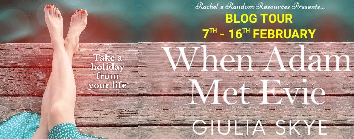 Blog Tour Review:  When Adam Met Evie by Giulia Skye