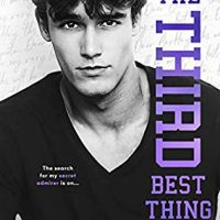 Release Blitz:  The Third Best Thing (Fulton U #3) by Maya Hughes