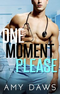 Cover Reveal with Giveaway:  One Moment Please (Wait With Me #3) by Amy Daws