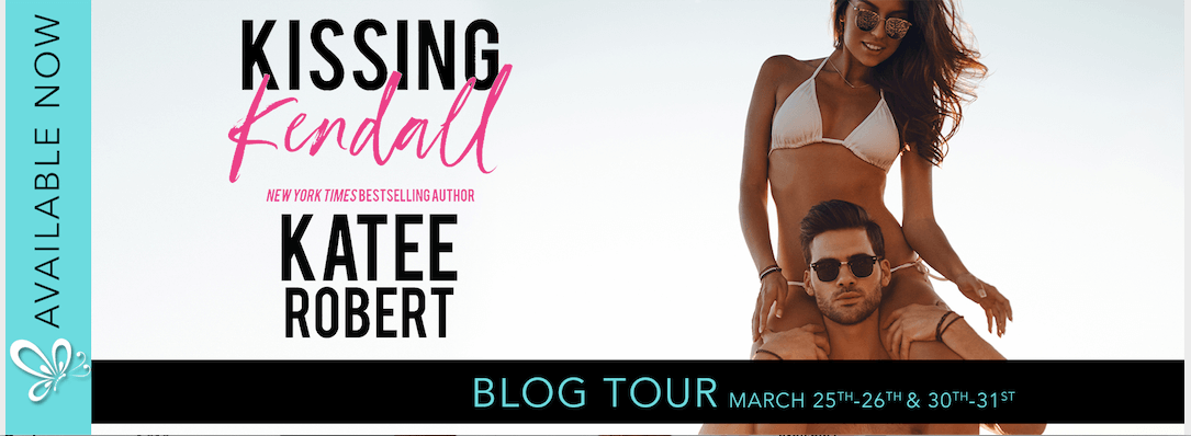 Blog Tour:  Kissing Kendall (Gone Wild Series #1) by Katee Robert
