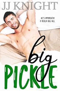 Blog Tour Review with Giveaway:  Big Pickle by J.J. Knight