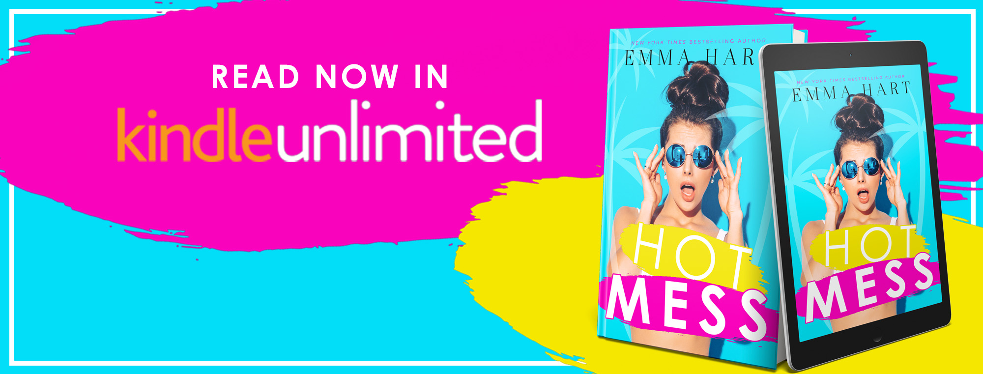Blog Tour Review: Hot Mess by Emma Hart