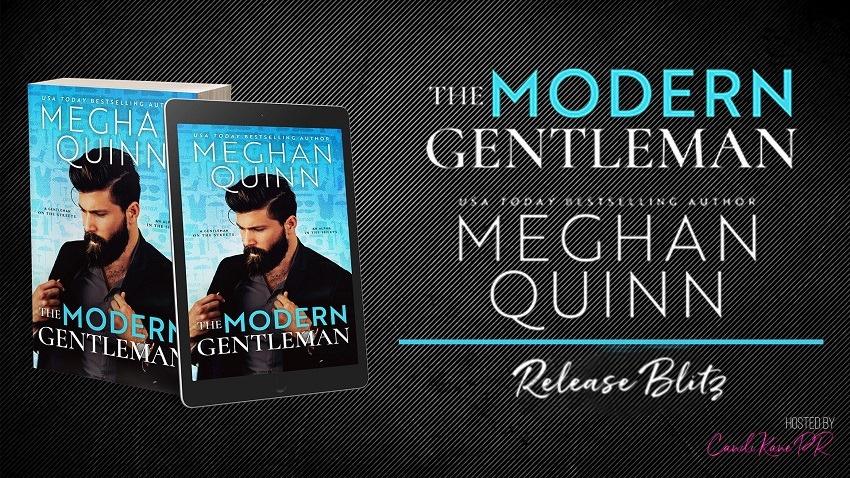 Blog Tour Review: The Modern Gentleman by Meghan Quinn