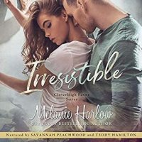 Audiobook Review:  Irresistible (Cloverleigh Farms #1) by Melanie Harlow