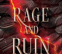 E-Galley Review:  Rage and Ruin (The Harbinger #2) by Jennifer L. Armentrout