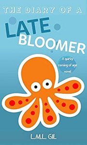 Blog Tour Excerpt with Giveaway: Diary of a Late Bloomer by L.M.L. Gil