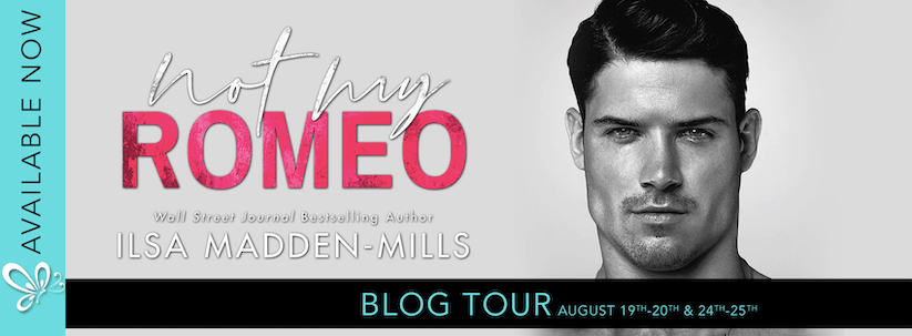Blog Tour Review:  Not My Romeo (The Game Changers #1) by Ilsa Madden-Mills
