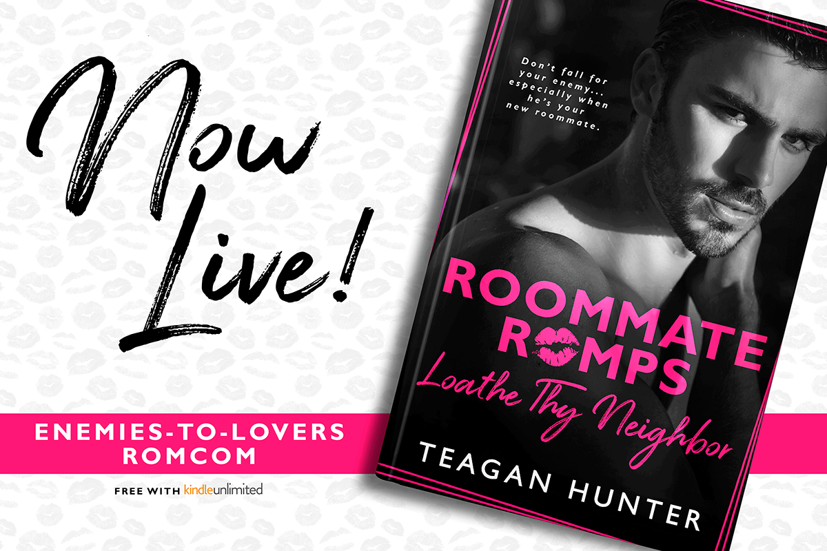 Blog Tour Review - Loathe Thy Neighbor: Roommate Romps by Teagan Hunter