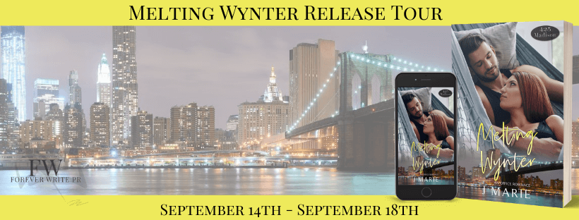 Blog Tour: Melting Wynter (425 Madison Ave. #20 by J. Marie