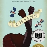 Book Review 3:  Chains by Laurie Halse Anderson