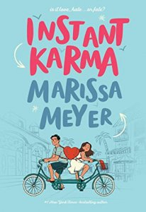 E-galley Review:  Instant Karma by Marissa Meyer