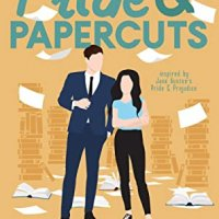Blog Tour Review:  Pride & Papercuts (The Austens #5) by Staci Hart