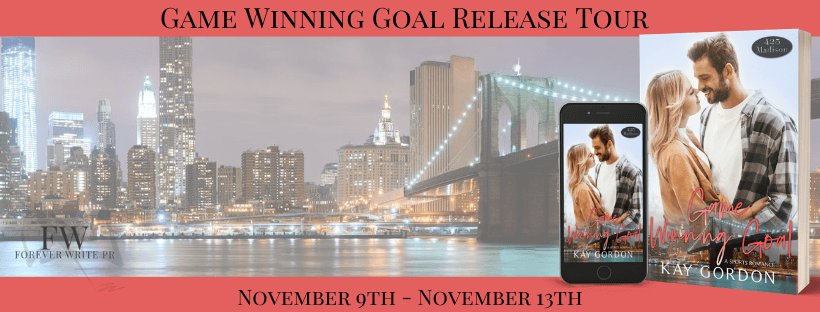 Blog Tour Review:  Game Winning Goal (425 Madison Ave #23) by Kay Gordon