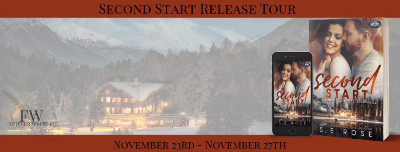 Release Blitz:  Second Start (Holiday Springs Resort #5) by S.E. Rose