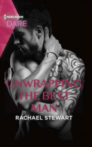Blog Tour with Giveaway:  Unwrapping the Best Man by Rachael Stewart
