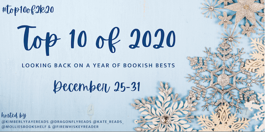Top 10 of 2020: New or New-to-Me Authors (and a bonus #11)