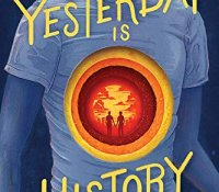 ARC Review:  Yesterday is History by Kosoko Jackson