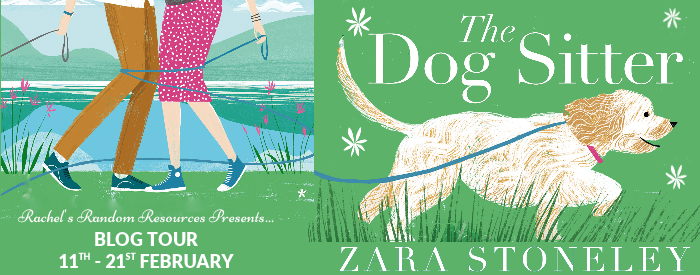 Blog Tour Review:  The Dog Sitter by Zara Stoneley