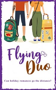 Blog Tour:  Flying Duo by Zoe May