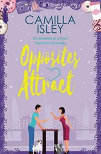 Blog Tour Review with Giveaway:  Opposites Attract (First Comes Love #1) by Camilla Isley