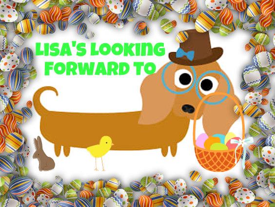 Lisa's Looking Forward To #103 - April 6th, 2021