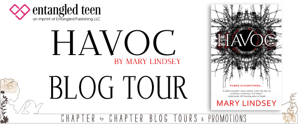 Blog Tour:  Havoc (Haven #2) by Mary Lindsey