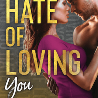 Cover Reveal: The Hate of Loving You (Falling #3) by Maya Hughes