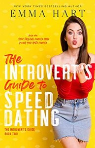 Blog Tour Review:  The Introvert's Guide to Speed Dating (The Introvert's Guide #2) by Emma Hart