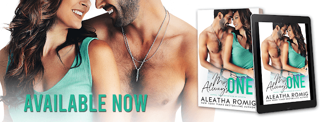 Blog Tour Review:  My Always One by Aleatha Romig