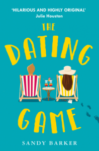 Blog Tour Review:  The Dating Game by Sandy Barker