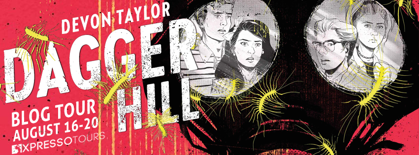Blog Tour Review with Giveaway: Dagger Hill by Devon Taylor