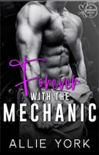 Blog Tour Review:  Forever With the Mechanic (The Forever Collection #2) by Allie York