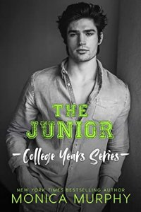 Blog Tour Review:  The Junior (College Years #3) by Monica Murphy