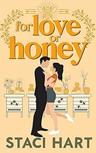 Blog Tour Review:  For Love or Honey by Staci Hart